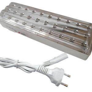 Luz De Emergência 30 Led Com Bateria Automática